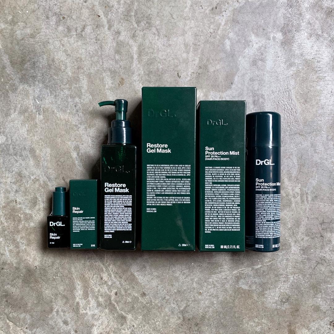 DrGL Brand Story