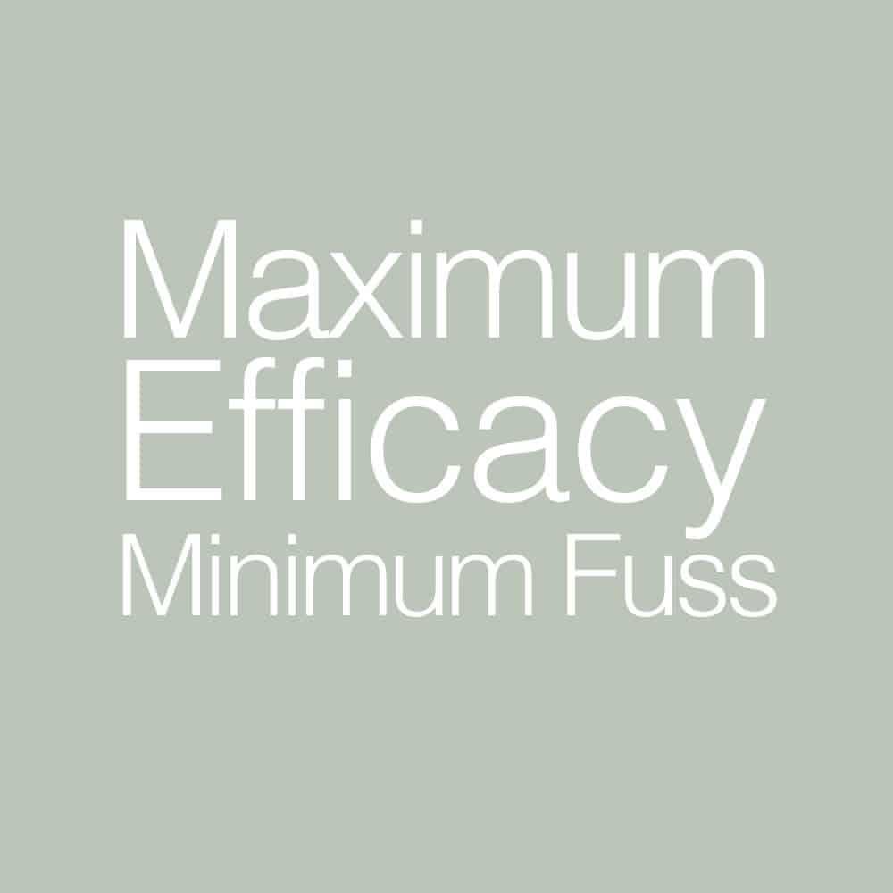 maximum-efficacy